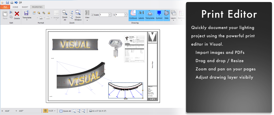 Next. Lighting Design Software Engineered For Productivity